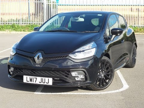 lw17juj renault clio 1 6 16v 220ps turbo renaultsport trophy nav youtube. Black Bedroom Furniture Sets. Home Design Ideas
