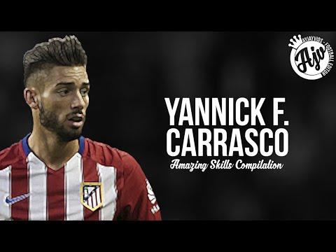 Yannick Ferreira Carrasco 2016 |Amazing Skill Show| HD | 1080p