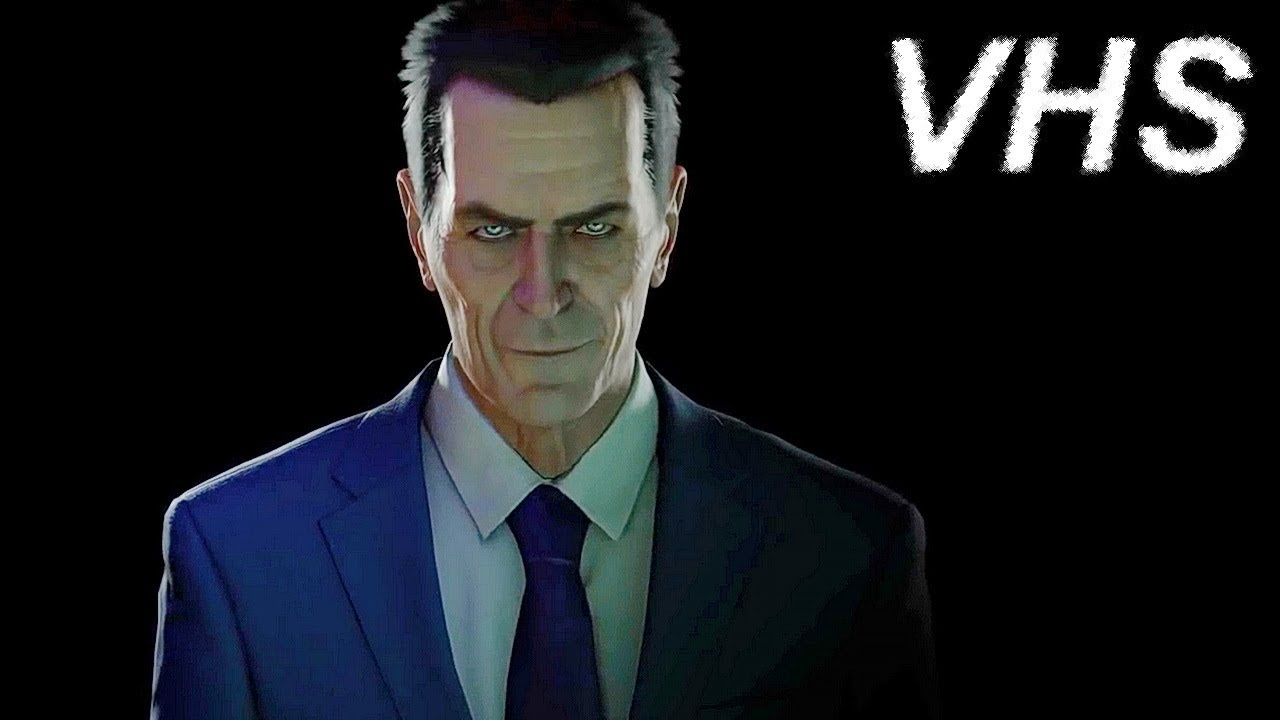 Half-Life: Alyx - Трейлер на русском - VHSник