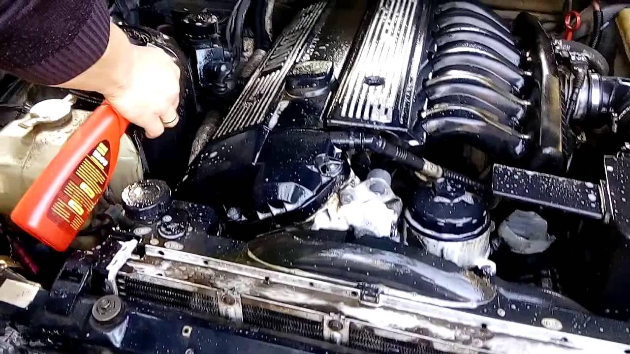 Жидкость для мытья двигателя своими руками фото 488