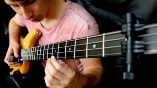 STAR WARS MEDLEY - Solo Bass - Zander Zon