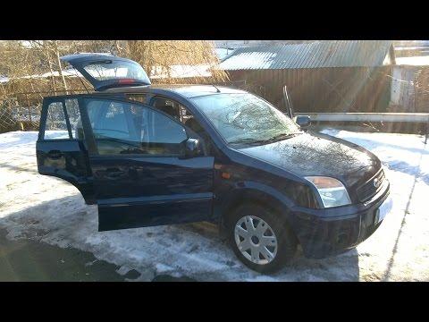 Ford Fusion  - 1,4л; 80 к.с. МКП - народный автомобиль:)