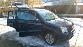 Ford Fusion - 1,4 л; 80 к. с. МКП - народний автомобіль:)
