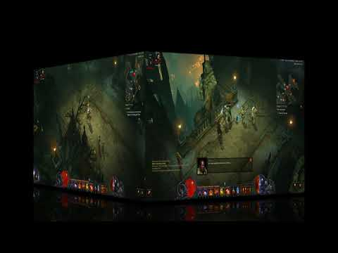 Diablo 3 - How to Get Out of Tower of Korelan (After Defeating The Harbinger)