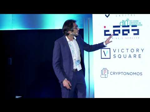 A 360 blockchain-centric investment solution | Elie Boudara | Trecento