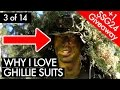 SSG24 Giveaway + Why I Love Ghillie Suits #3 of 14 - Military Sniper Training