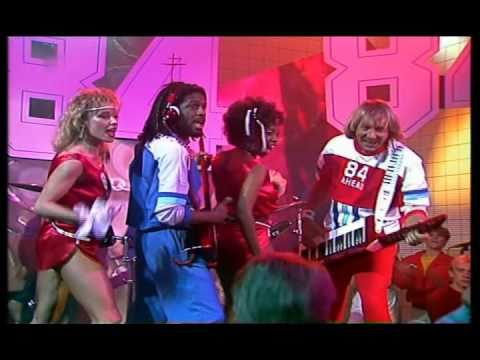 84 Ahead  Get on up 1984