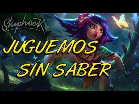 Juguemos Sin Saber: Neeko | League Of Legends | Skyshock thumbnail