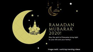 When is Ramadan Kareem in to 2017 TO 2018 ? Ramadan dates in 2018