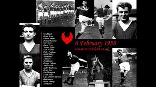 Man Utd Fans Unite! Manchester Munich Memorial Foundation thumbnail