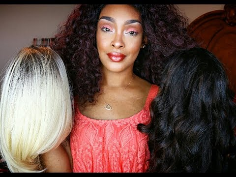How To Wash Your Synthetic Wigs | How I Bring My Wigs Back to Life!