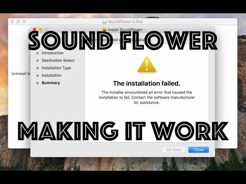 How to use Soundflower on macOS Mojave (and make it work)