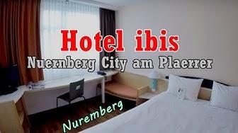 รีวิวโรงแรม ที่ Nuremberg ; Hotel ibis Nuernberg City am Plaerrer โรงแรมยุโรป ราคาประหยัด