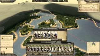Let's Play Total War: Attila - Nordische Völker - Die Dänen #01 [German- Full HD]
