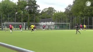 1.FC Wilmersdorf II - VfB Concordia Britz II (Kreisliga B) - Spielszenen   SPREEKICK.TV
