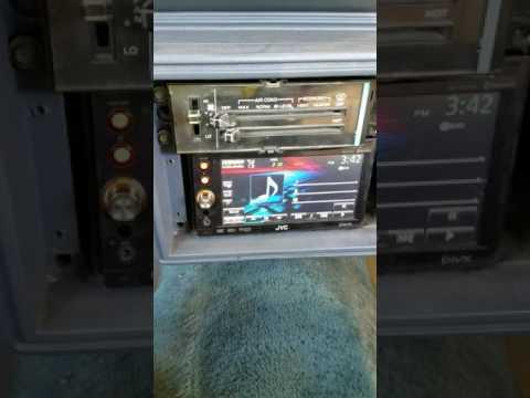 83 Cutlass Double Din install