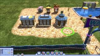DGA Plays: Water Park Tycoon (Ep. 1 - Gameplay / Let