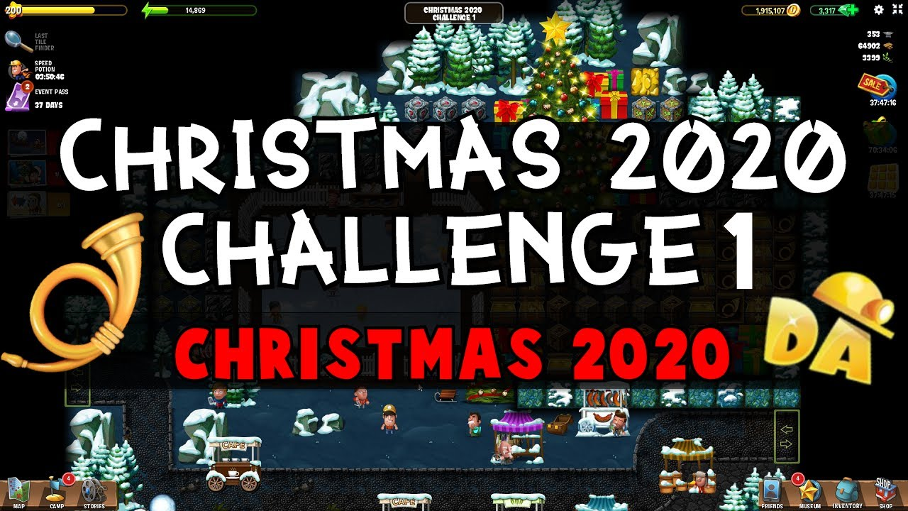 Why Cant I Find All Of The Christmas Hats In Diggys Adventure Chistmas 2021 Christmas 2020 Challenge 1 9 Christmas 2020 Pc Diggy S Adventure Youtube