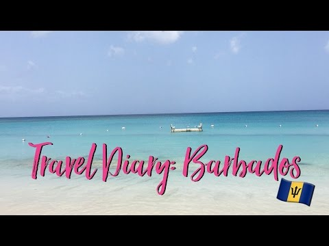 Travel Diary | Barbados
