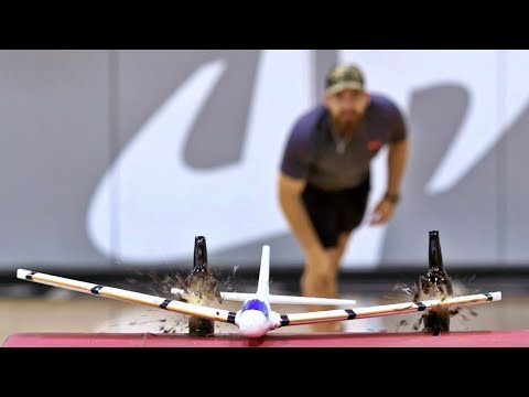 Airplane Trick Shots