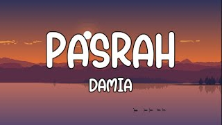 Download Damia - Pasrah (Lirik)