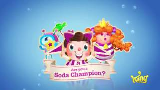 Candy Crush Soda Saga - Join the Divine Tournament!