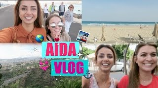 AIDA VLOG l Portugal, Teneriffa, Fuerteventura, Lanzarote, Gran canaria