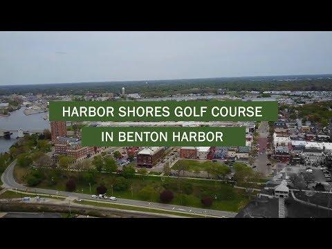 Brownfield Flip: Harbor Shores Golf Course in Benton Harbor