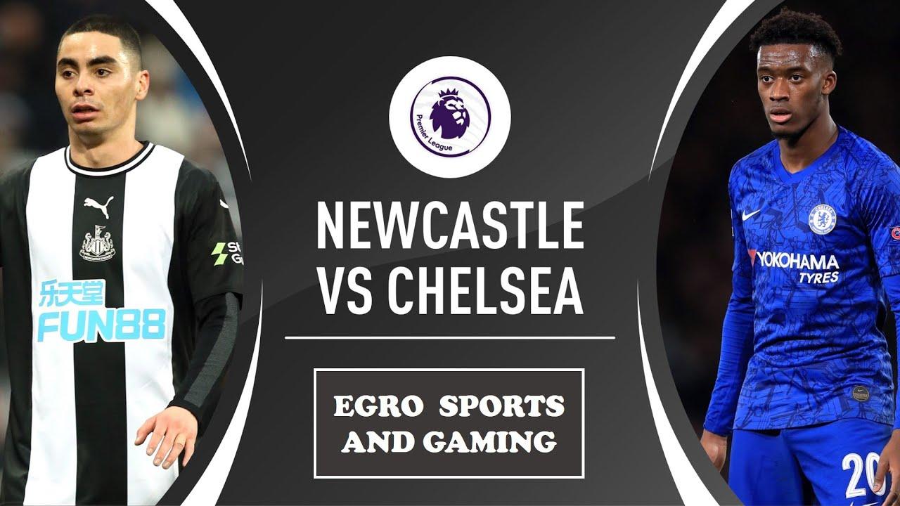 Newcastle United vs Chelsea Prediction Premier League 2020 21 Season  Matchday 9 November 21 - YouTube