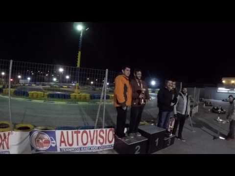 Endurance Kart Race of Greek Shipping Companies - Aponomi