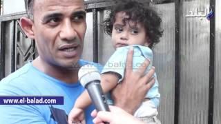 بالفيديو.. مواطن يعيش وأولاده بمسجد ويناشد رئيس الوزراء توفير شقة