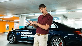 Shawn presents - Park #LikeABosch - Automated Valet Parking