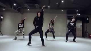 7 11 choreography by mina myoung mirrored