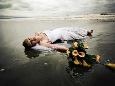 Trash the Dress - Drown the Gown - YouTube