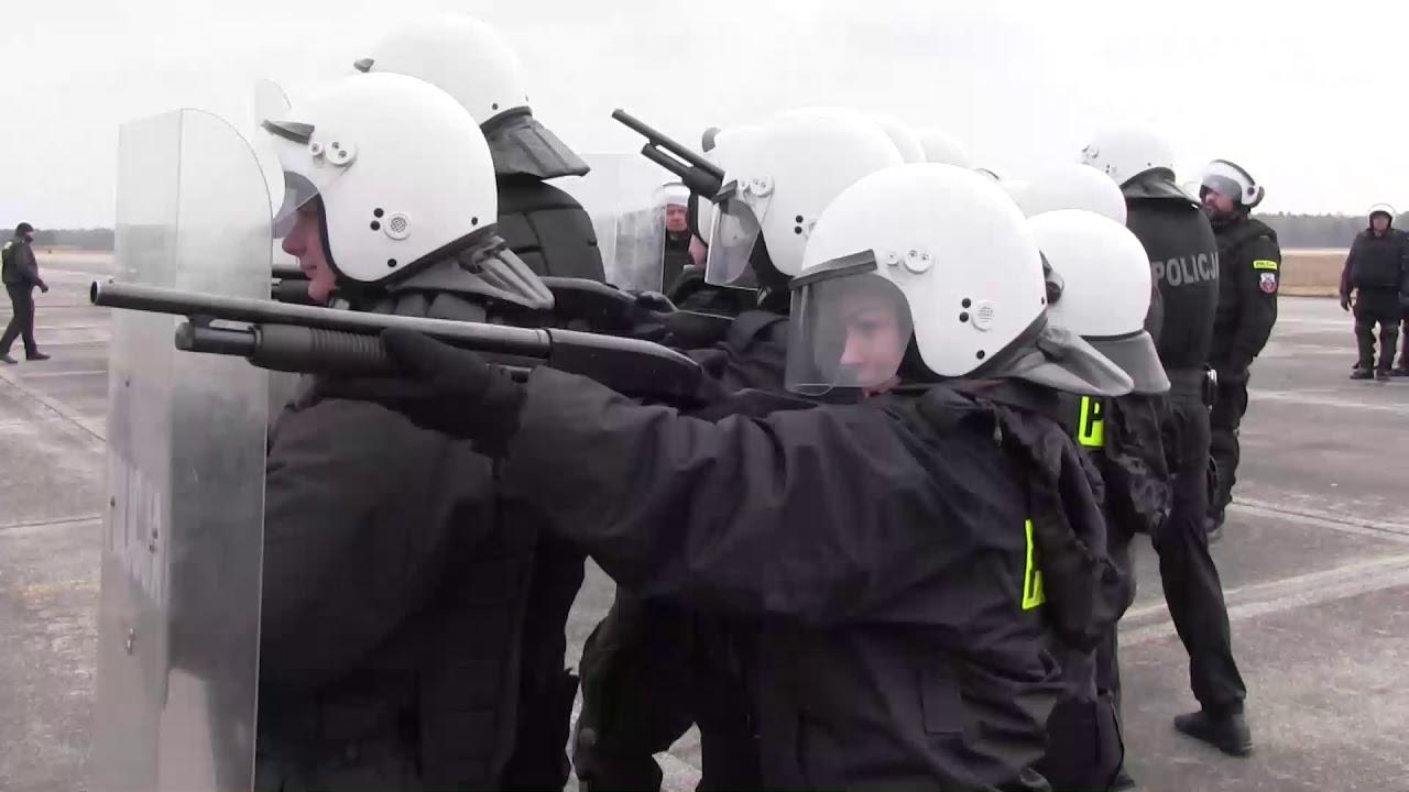 Oddziały Prewencji Policji z terenu województwa lubuskiego przygotowane do sezonu
