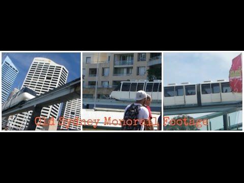 Sydney Monorail Footage(2010)
