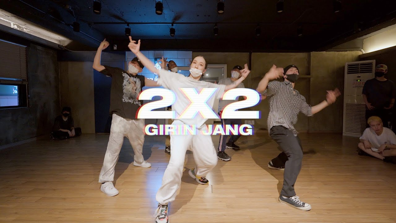 BEAM - 2X2 | Girin Jang Choreography