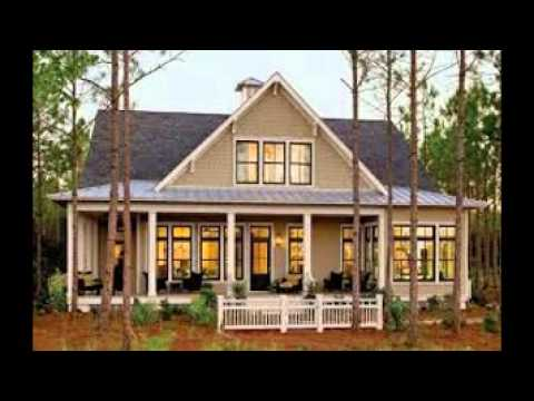 Southern Living House Plans   YouTube