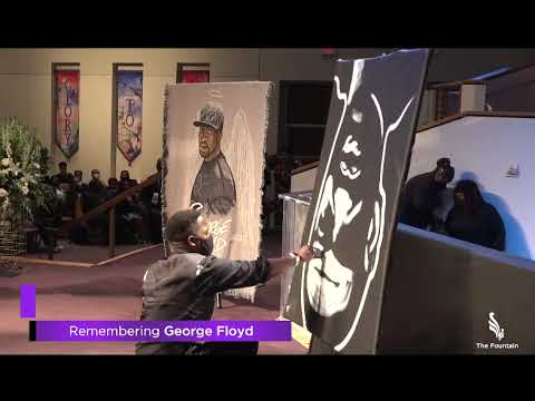 """Sam Cooke's """"Change is Gonna Come"""" Inspirational Painting ..."""