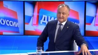 21.07.2017 Игорь Додон. Часть 1