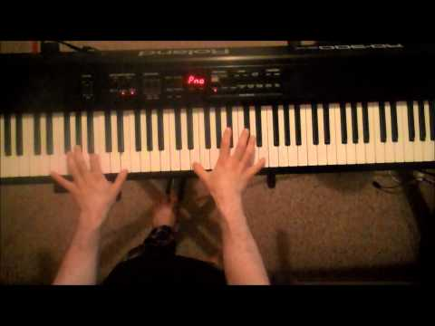 Find Yourself - John O'Callaghan Piano