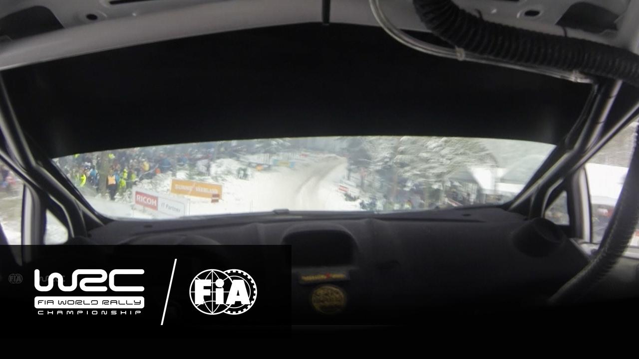 WRC - Rally Sweden 2017: Challenge