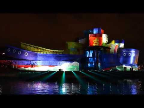 Reflections Guggenheim Bilbao completo