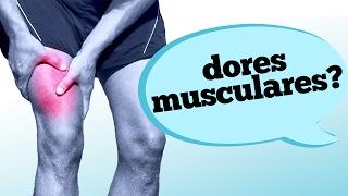 Do logo joelho inchado acima músculo