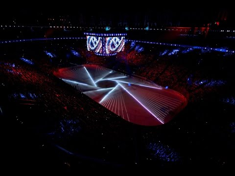 Habs Intro at Bell Centre (2017 Playoffs / Round 1 / Game 2 )