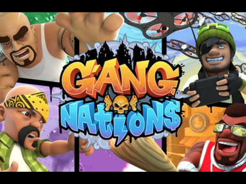 is Gang Nations the New Clash of Clans? iOS Gameplay Review!