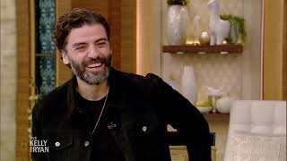 """Oscar Isaac Talks About Getting His """"Star Wars"""" Role"""