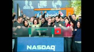 Facebook's Zuckerberg rings NASDAQ bell on day of IPO