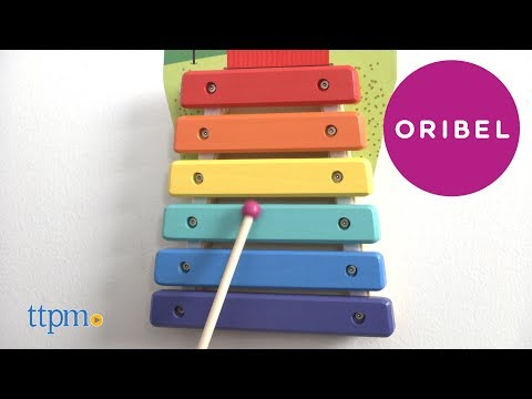 Musical Rail Track Xylophone from Oribel