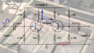 Differential Amplifier, the Basics